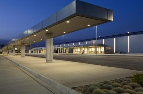 Domestic Terminal - Gates